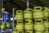Pertamina salurkan gas elpiji untuk dapur umum