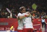 Paralimpiade Tokyo : Leani/Khalimatus raih emas perdana bagi Indonesia