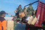Kendari kembali kirim 50 ton logistik