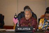 Mahathir Mohammad jalani karantina diri sendiri
