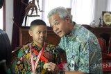 Siswa SDIT Cahaya Insani raih emas olimpiade di China