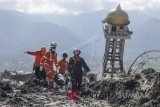 Pencarian korban bencana Sulteng dihentikan Kamis (11/10)