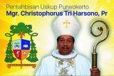 Keuskupan: Uskup baru Purwokerto segera dilantik