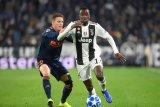 Blaise Matuidi resmi merapat ke klub Liga AS milik David Beckham Inter Miami