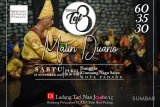 Cerita randai Malin Duano dipentaskan di Festival Nan Jombang Tanggal 3