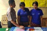 Suami-istri penipu bisnis berlian dibekuk di Semarang