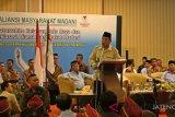 Prabowo akui dapat suntikan semangat dari sukarelawan Solo