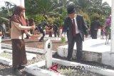 Forkopimda Agam Ziarah ke Makam Siti Manggopoh