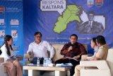 Kupas Kaltara Cerdas, Respons Kaltara Hadirkan Dua Rektor