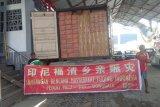 Masyarakat Fuqing Indonesia kirim 4 kontainer bansos ke Sulteng