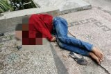 Tabrak pohon dan tembok, nyawa pemuda ini tidak tertolong