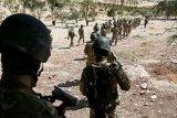 Pemberontak nyatakan tembak jatuh jet pemerintah Suriah