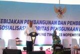 Menteri Desa PDTT sebutkan  DD tahun 2019 sebesar Rp70 T