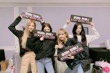 Girl group Blackpink tampil di Indonesia