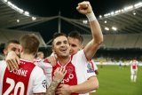 Dwigol Tadic loloskan Ajax ke 16 besar Liga Champions