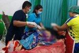 Sadis! Anak bunuh ibu kandung hingga leher putus