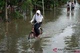 Jateng bagian selatan masih berpotensi hujan lebat