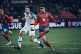 Kalahkan Slovakia 1-0, Ceko bertahan di Liga Grup B