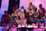 Penyanyi Camila Cabello mendominasi penghargaan MTV EMA 2018