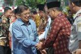 Wapres imbau KAHMI tidak terpecah karena perbedaan politik