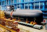Kapal selam produksi Indonesia siap diluncurkan