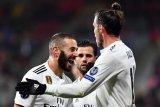 Cedera, Bale dan Benzema absen bela Madrid di Piala Super Spanyol