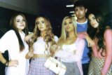 Ariana Grande seleksi pemain film