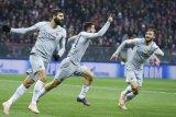 Tekuk CSKA Moskow, Roma perbesar peluang lolos ke 16 besar Liga Champions