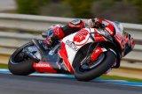 Usai operasi bahu, Nakagami gunakan motor Marquez di musim depan