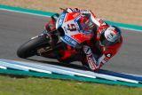 Petrucci tercepat hari pertama tes pramusim MotoGP di Jerez