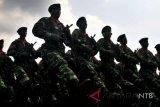 329 Perwira Tinggi TNI dimutasi
