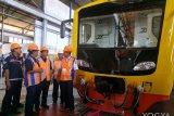 Kereta penolong buatan Balai Yasa ditargetkan selesai Januari 2019