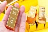 Harga emas jatuh hampir 48 dolar AS karena investor himpun uang tunai