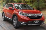 Honda CR-V turbo ikuti ekspedisi bersama Presiden Jokowi