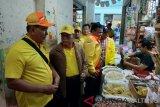 Serap aspirasi masyarakat Kotim, kader Partai Berkarya blusukan ke pasar