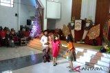 FLI Gunung Kidul gelar pentas seni teater di gereja Kristen