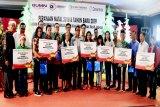 Sejumlah BUMN santuni ratusan anak panti Palangka Raya