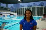 Perenang Pekanbaru ini terhenti di babak penyisihan Olimpiade Tokyo
