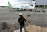Teknisi masih perbaiki lampu landas pacu Bandara Hang Nadim Batam