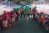 Sebanyak 515 WNI lahir di Malaysia dipulangkan melalui Nunukan
