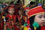 Festival Angklung di Jogja Bay  berlangsung meriah