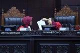 Kata Hakim MK,  video perubahan situng hanya narasi akun