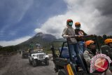 Pelayanan jip wisata lava tour Merapi makin bagus