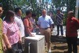 Dr. Bara Hasibuan Walewangko-Kemen LH Resmikan IPAL di Tondano
