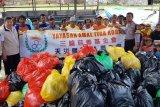 Yayasan Tiga Roda bagi 2.500 paket sembako