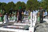 Peringati Hari Juang Kartika, Danrem dan jajaran ziarah ke TMP
