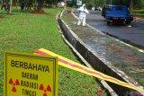 BATAN bersihkan daerah terpapar radiasi nuklir  di Serpong