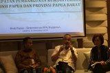 Bappenas: infrastruktur tulang punggung gerakkan ekonomi Papua