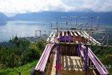 Ini jumlah objek wisata di Geopark Sianok-Maninjau