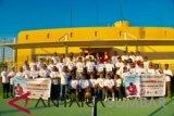 Turnamen tenis persahabatan antarwarga Indonesia di Oman